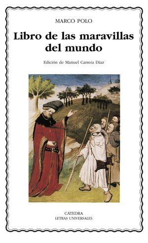 LIBRO DE LAS MARAVILLAS DEL MUNDO