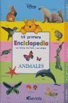 ANIMALES. MI PRIMERA ENCICLOPEDIA (WINNIE THE POOH)