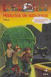 HISTORIAS DE SABUESOS