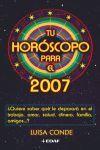 TU HOROSCOPO PARA EL AÑO 2007