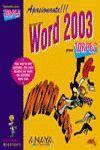 WORD 2003 PARA TORPES