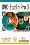 DVD ESTUDIO PRO 3 + DVD