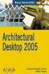 ARCHITECTURAL DESKTOP 2005