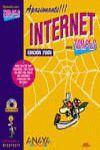 INTERNET PARA TORPES EDICION 2005