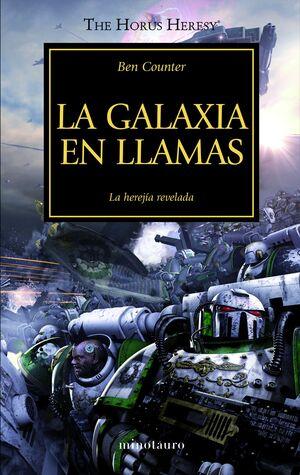 LA GALAXIA EN LLAMAS, N.º 3 (LA HEREJIA REVELADA)