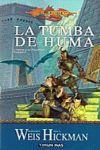 LA TUMBA DE HUMA  (VOLUMEN 2 DRAGONLANCE)
