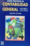 CASOS PRACTICOS DE CONTABILIDAD GENERAL 1