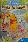 MUSICA DEL BOSQUE (CD)