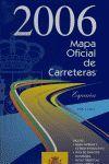ESPAÑA MOPU MAPA DE CARRETERAS ED 41 2006