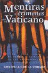 MENTIRAS Y CRÍMENES EN EL VATICANO