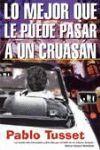 LO MEJOR QUE LE PUEDE PASAR..CRUASAN  FG
