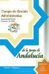 CUERPO DE GESTION ADMINISTRATIVA GESTION FINANCIERA B1200 TEMARIO I 05