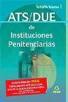 TEMARIO VOL. 1 ATS/DUE INSTITUCIONES PENITENCIARIAS