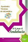 AYUDANTES TECNICOS DE INFORMATICA JUNTA ANDALUCIA TEST 2005