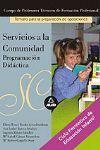 SERVICIOS A LA COMUNIDAD PROGRAMACION DIDACTICA
