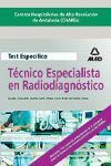 TEST ESPECIFICO TECNICO ESPECIALISTA RADIODIAGNOSTICO CHARES