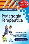 PEDAGOGIA TERAPEUTICA - MAESTROS - SUPUESTOS PRACTICOS EXAMENES RESUEL