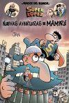 NUEVAS AVENTURAS DE MAMBRÚ (MAGOS DEL HUMOR SUPERLÓPEZ 187).