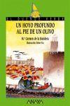 UN HOYO PROFUNDO AL PIE DE UN OLIVO.  132.