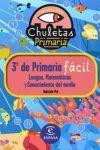 CHULETAS PARA 3º DE PRIMARIA