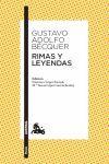 RIMAS Y LEYENDAS   AUS403 (MARRON / POESIA)