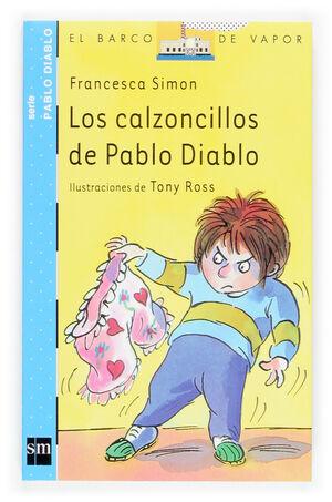 LOS CALZONCILLOS DE PABLO DIABLO BV AZUL