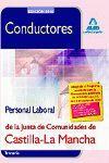 CONDUCTORES. PERSONAL LABORAL DE LA JUNTA DE COMUNIDADES DE CASTILLA-LA MANCHA..