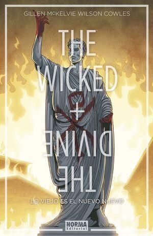 THE WICKED + THE DIVINE 8. LO VIEJO ES EL NUEVO NUEVO