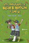 LAS AVENTURAS DE BILLIE B. BROWN Y JACK, 1. ¡BIEN HECHO, JACK!.