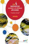 MATEMÁTICAS ORIENTADAS A LAS ENSEÑANZAS APLICADAS 4. (COLEGIOS BILINGÜES)