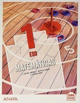 MATEMÁTICAS 1. (COLEGIOS BILINGÜES)