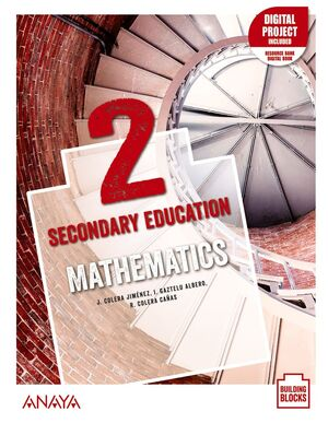 MATHEMATICS 2. STUDENT'S BOOK + DE CERCA