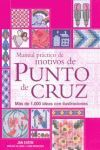 MANUAL PRACT. MOTIVOS DE PUNTO DE CRUZ