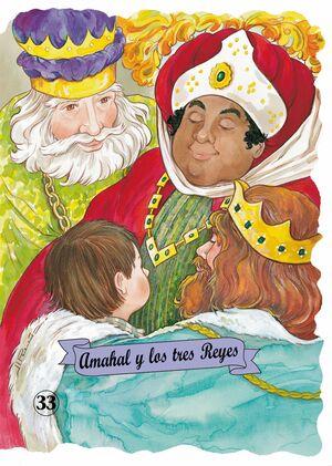 AMAHAL Y LOS TRES REYES 33