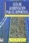 GUIA DE ALIMENTACION PARA EL DEPORTISTA 3ª