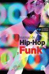 MANUAL DE HIP HOP Y FUNK +CD-ROM
