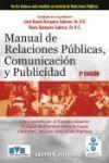 MANUAL DE RELACIONES PUBLICAS, COMUNICACION Y PUBLICIDAD
