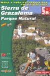 SIERRA DE GRAZALEMA  MAPA Y GUIA