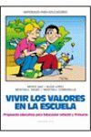VIVIR LOS VALORES EN LA ESCUELA PROPUESTA EDUC. INFANTIL PRIMARIA
