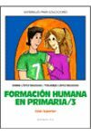 FORMACIÓN HUMANA EN PRIMARIA, CICLO SUPERIOR