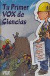 TU PRIMER VOX DE CIENCIAS