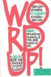 DICCIONARIO DE ARGOT INGLES  WORD UP