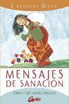 MENSAJES DE SANACION (LIBRO Y CARTAS)