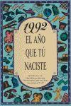 1992 AÑO QUE TU NACISTE