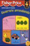 DIVIERTETE APRENDIENDO (4 AÑOS)