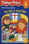 YA LEO Y ESCRIBO (6 AÑOS)