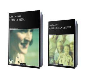 LLUVIA FINA ( PACK)