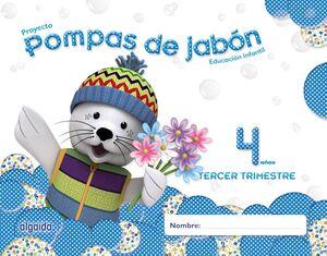 POMPAS DE JABÓN 4 AÑOS. 3º TRIMESTRE.