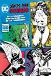 DC COMICS PARA COLOREAR SUPERHEROÍNAS