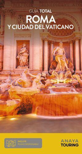 ROMA Y EL VATICANO, GUÍA TOTAL